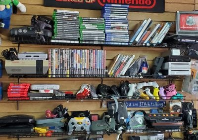 Assortment of Video Games for Sale