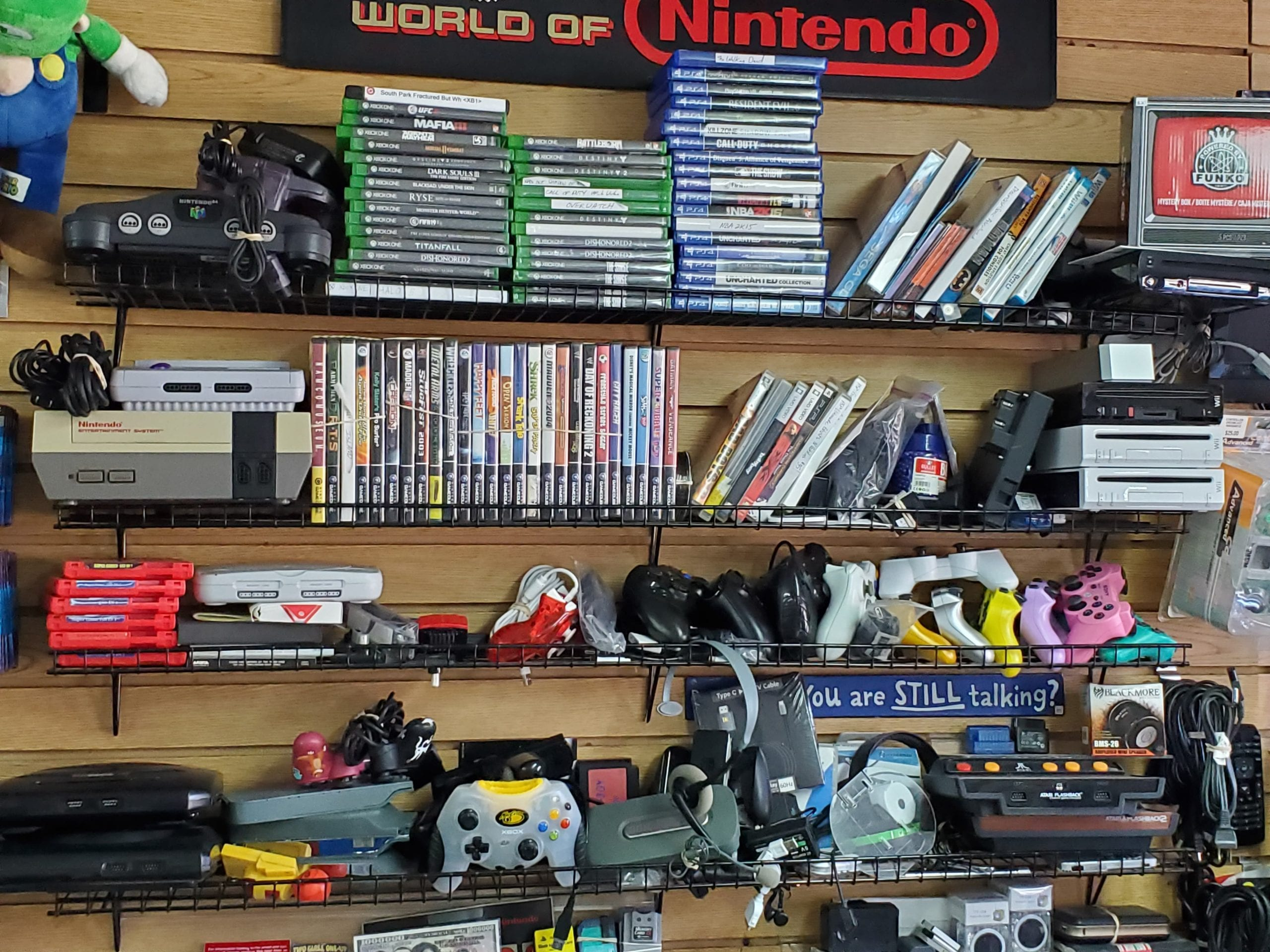 Video Games for Sale Gamecube Xbox PS4 Nintendo