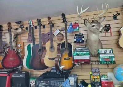 Guitars for Sale Illinois Pawn Shop
