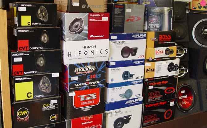 Trader-jons-stereo-subwoofer-vehicle-audio-equipment-chicago-suburbs